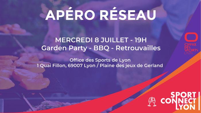 Sport Connect Lyon : Apéro réseau