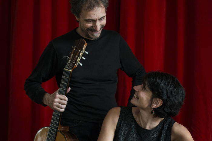 Narciso Saùl & Gaëlle Poirier - COMPLET