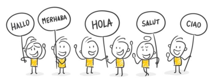 Séance de lectures en langues étrangères pour les enfants