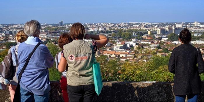 Balade Alternative – Contrastes d'une ville : Cenon, entre rénovation urbaine et coteaux verdoyants