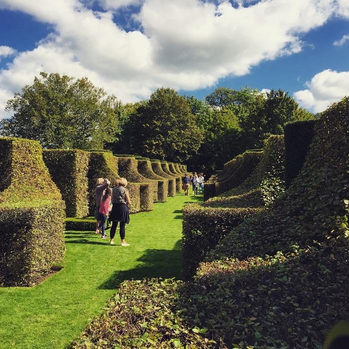Journées du patrimoine 2019 - Visite des jardins d'Eyrignac