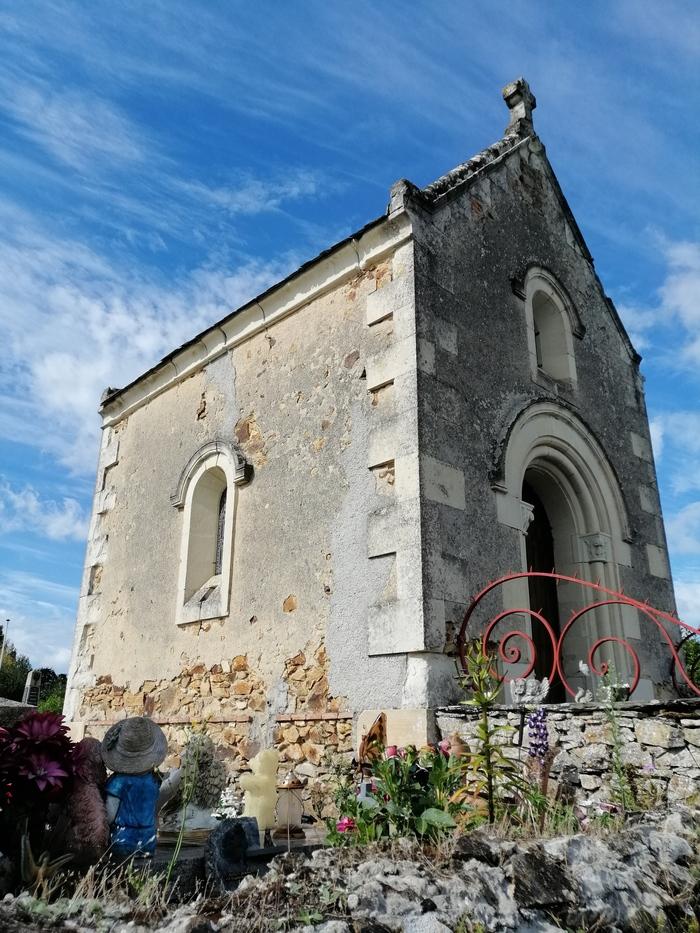 Journées du patrimoine 2020 - Chapelle de la Salette