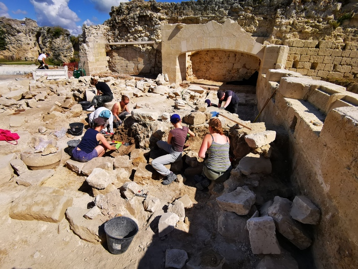 Journées du patrimoine 2020 - Conférence « Découvrir des cuisines du XVe siècle », par l'archéologue Etienne Lallau