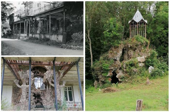 Journées du patrimoine 2020 - Visite libre à la découverte du jardin de la maison neuve d'Émile Richer
