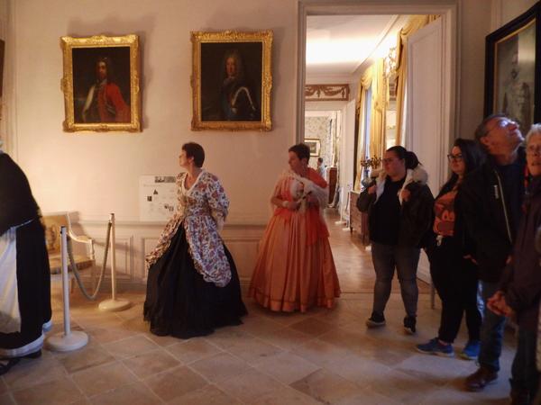 Nuit des musées 2019 -Visite théâtralisée du musée-château de Pontécoulant