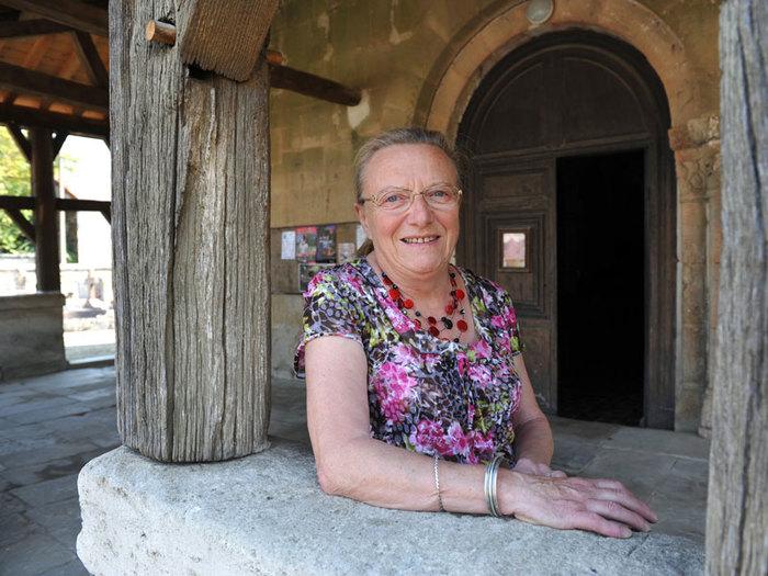 Journées du patrimoine 2020 - Découverte du village Larzicourt par une habitante