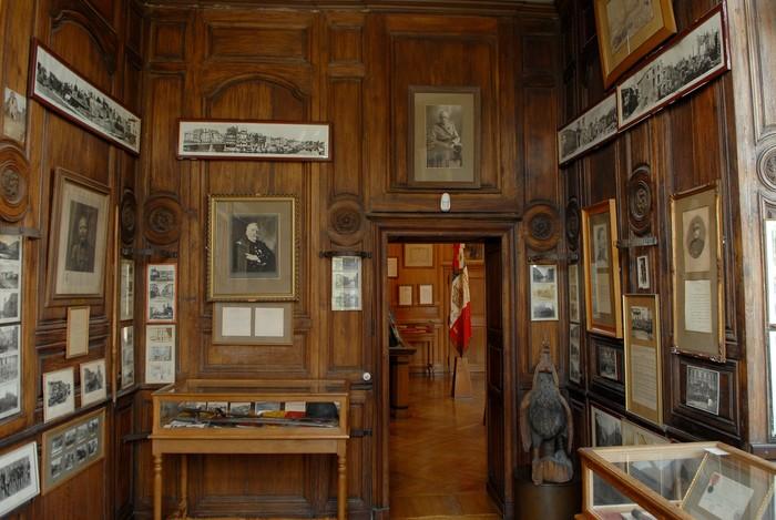 Journées du patrimoine 2019 - Visite du Musée de l'Hôtel de Ville