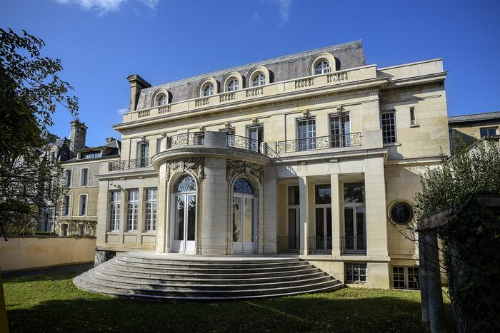 Journées du patrimoine 2019 - Visite accompagnée du siège du Tribunal administratif de Poitiers