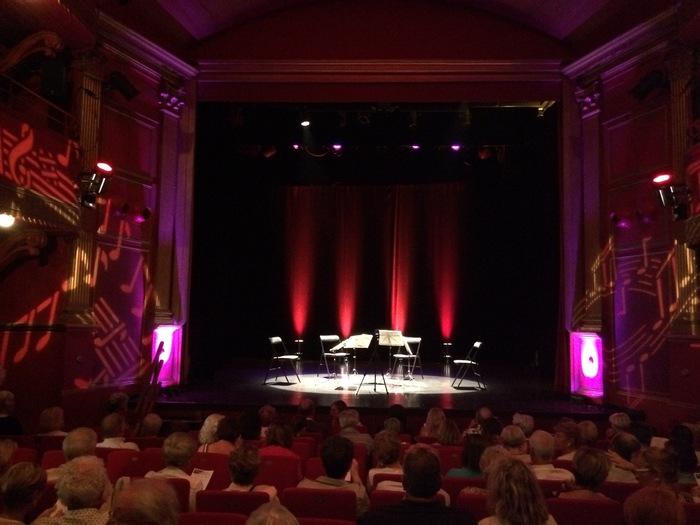 Journées du patrimoine 2020 - 14e Festival International de Musique d'Hyères