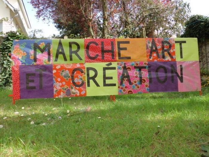 Le Marché Art et Création (anciennement au Belman) refait son apparition. Il se tiendra toujours le 1er samedi du mois, de 10h à 19h.