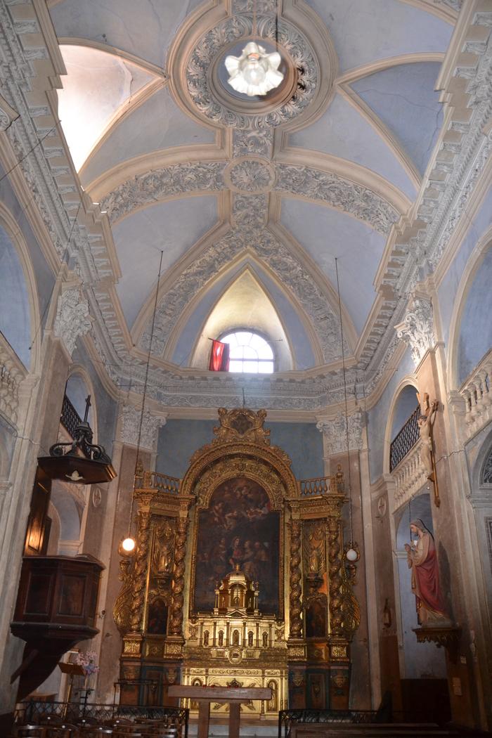 Journées du patrimoine 2020 - Concert-conférence à la chapelle Saint-Thomas de Villeneuve