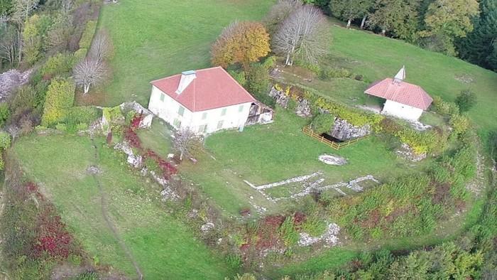 Journées du patrimoine 2020 - Visite du site du Saint-Mont