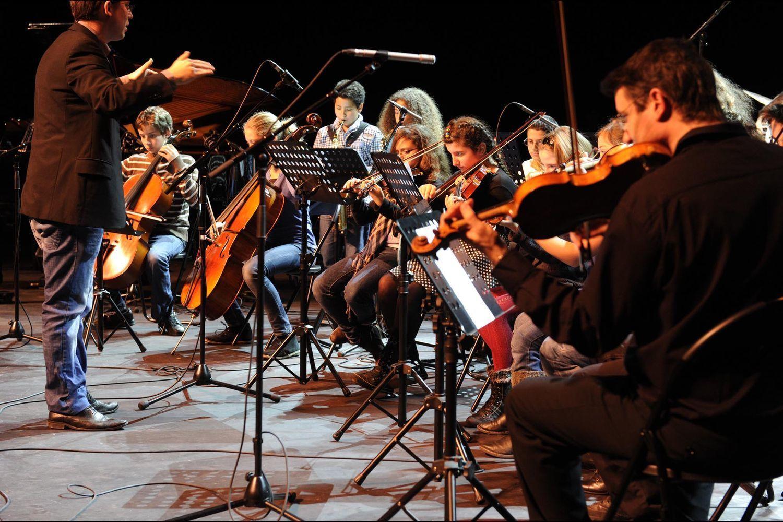 Annulé / Concert des ensembles