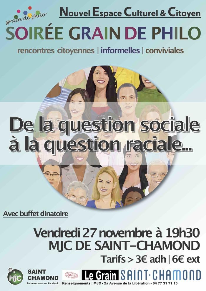 De la question sociale à la question raciale...