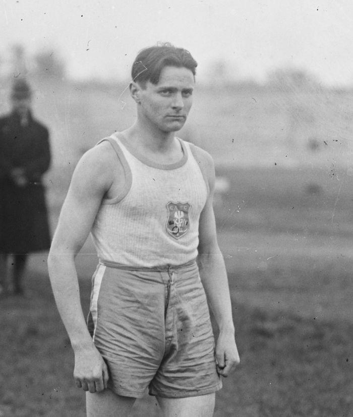 Journées du patrimoine 2020 - Conférence : Il y a 100 ans, Joseph Guillemot entrait au Panthéon olympique... Une épopée allant de la Basse-Marche à la plus haute marche !