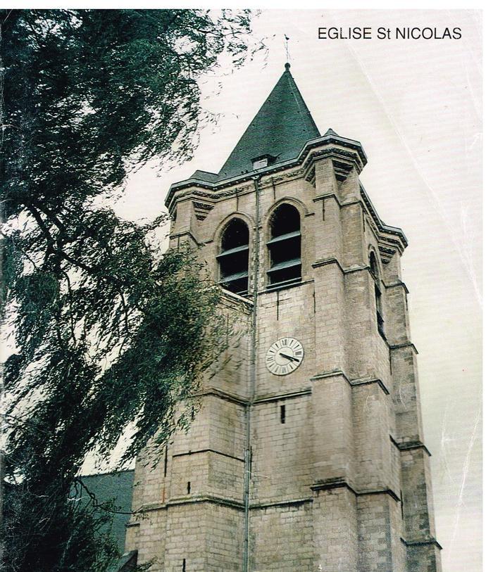 Journées du patrimoine 2020 - Visite guidée de l'église et du musée lapidaire Saint Nicolas Sainghin-en-Mélantois