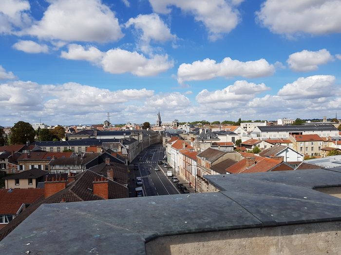 Journées du patrimoine 2020 - Annulé | Visite libre de la Porte Sainte-Croix