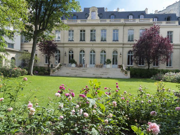 Journées du patrimoine 2019 - Visite de l'Hôtel de Beauvau et expositions SUR INSCRIPTION