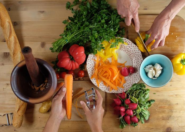 Atelier culinaire : Rien ne se perd... tout se cuisine avec l'association Altrimenti