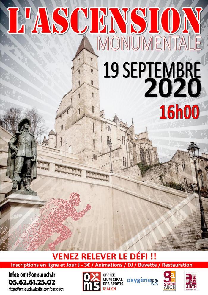 Journées du patrimoine 2020 - Annulé | L'Ascension monumentale