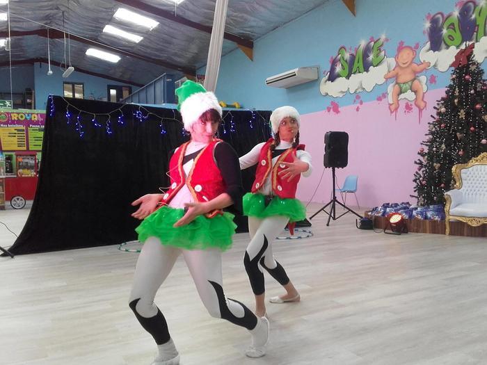Chants, contes et cirque par la compagnie Cirkomcha - Samedi 7 décembre 2019 à 15h30.