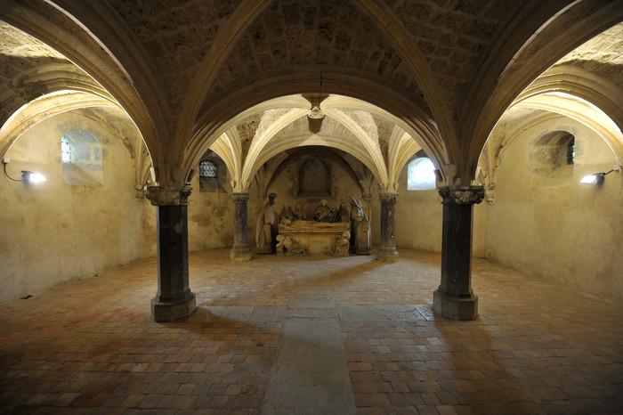 Journées du patrimoine 2020 - Visite guidée de l'église Saint-Pierre de Lémenc et de la crypte