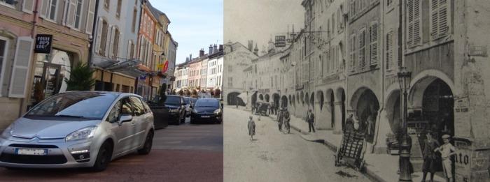 Journées du patrimoine 2019 - Remiremont d'hier et d'aujourd'hui
