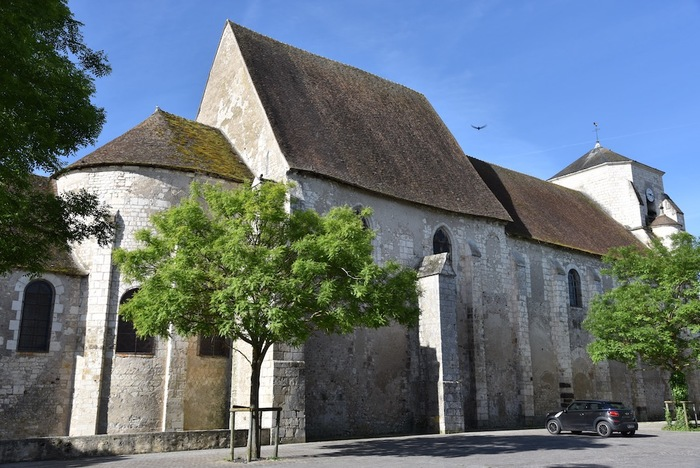 Journées du patrimoine 2020 - Visite de la collégiale Saint-Martin et de sa crypte