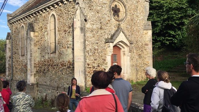 Journées du patrimoine 2019 - Visite guidée : La Chapelle Sainte-Marie de Réaumur, au cœur de la dévotion populaire