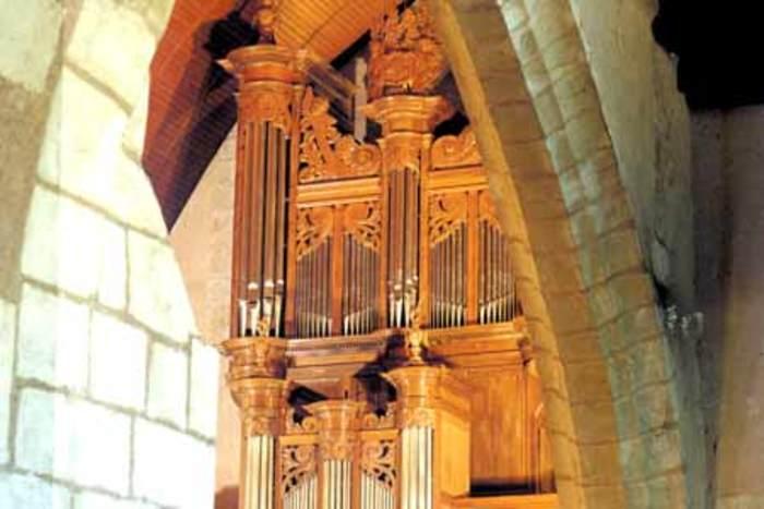 Journées du patrimoine 2019 - Visite découverte de l'orgue de l'église
