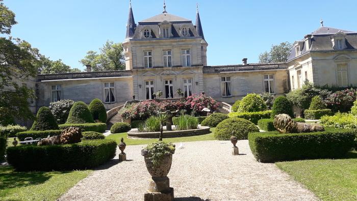 Journées du patrimoine 2020 - Découverte d'un véritable havre de paix, aux portes de Bordeaux !