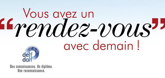 Inscriptions au DELF Tout Public et Junior