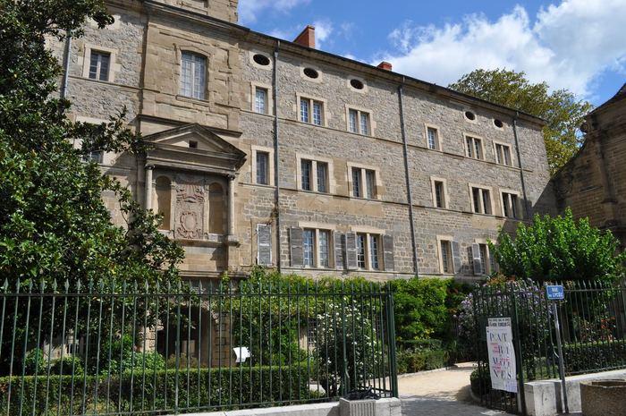 Journées du patrimoine 2020 - ANNULE RAISON COVID - Lycee Gabriel Faure - Un lieu d'enseignement depuis la Renaissance