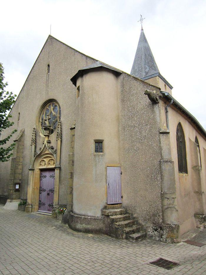 Journées du patrimoine 2019 - Visite libre de l'église de Rozerieulles