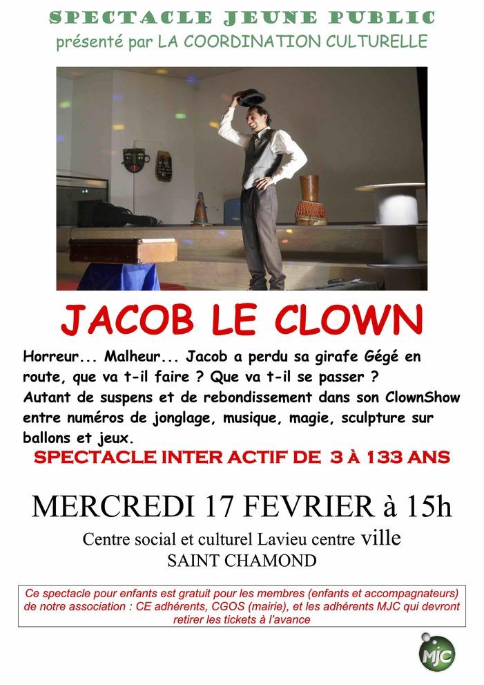 Jacob le clown