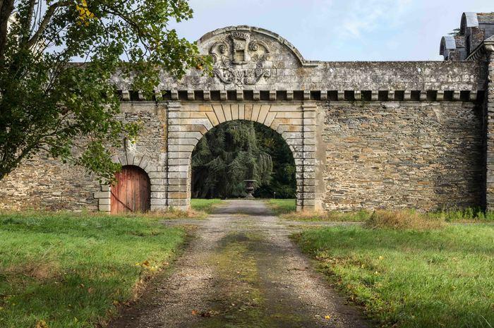 Journées du patrimoine 2019 - Le jardin et dépendances du château de la Touche