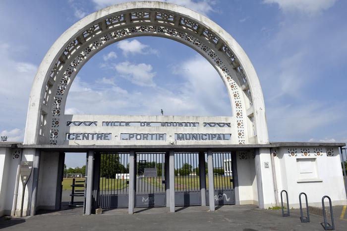 Visite running du Parc des Sports / Vélodromes