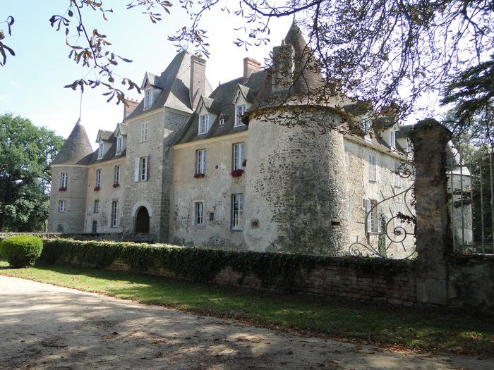 Journées du patrimoine 2019 - Visite libre des extérieurs du château