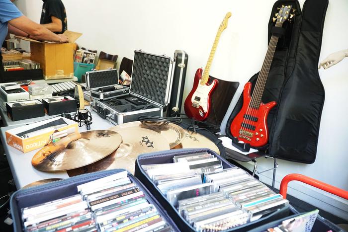 Journées du patrimoine 2020 - Brocante musicale