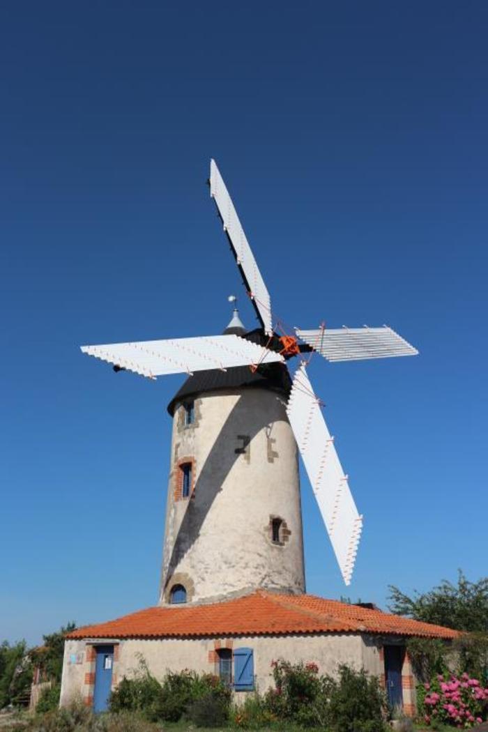 Journées du patrimoine 2020 - Visite du moulin à vent de Rairé