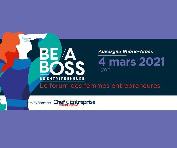 Be a boss - Auvergne-Rhône-Alpes
