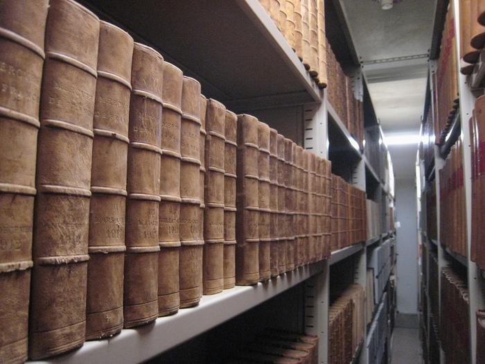 Journées du patrimoine 2019 - Derrière les murs…les coulisses de la médiathèque