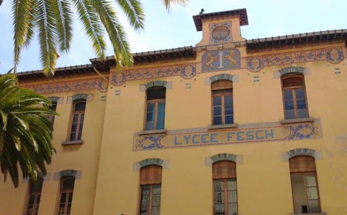 Journées du patrimoine 2020 - Sur les pas du lycée Fesch d'Ajaccio