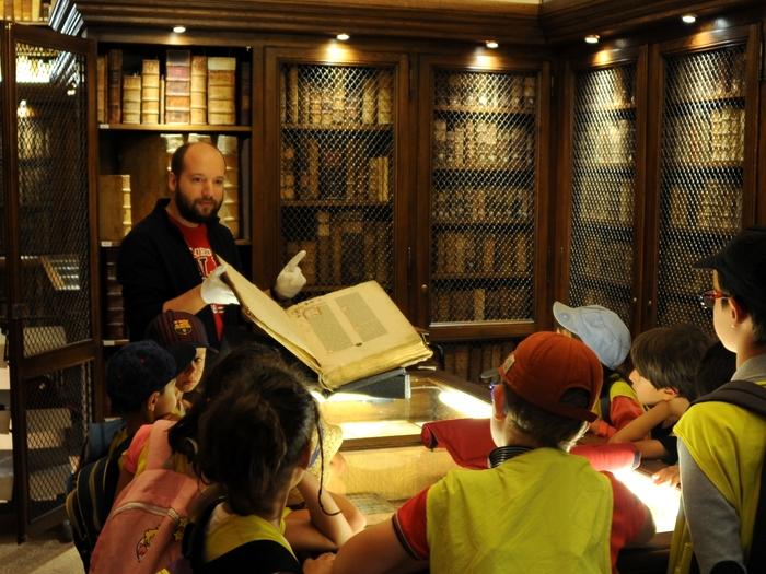 Journées du patrimoine 2019 - Visite guidée du fonds ancien (incunables, ouvrages des 15e, 16e et 17e siècles)