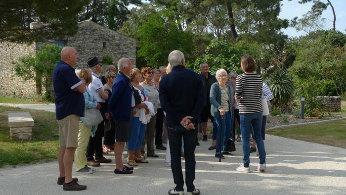 Journées du patrimoine 2019 - Découverte commentée du centre d'interprétation et de la ferme traditionnelle.
