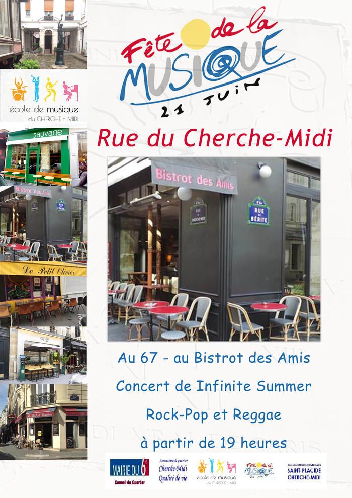 Fête de la musique 2019 - Infinite Summer
