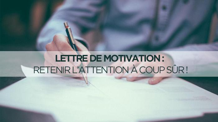 Retenir l'attention des recruteurs avec votre lettre de motivation (visioconférence)
