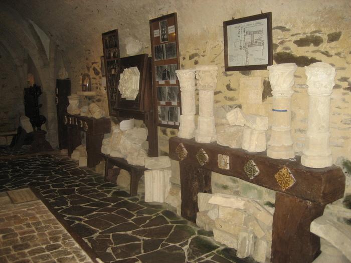 Journées du patrimoine 2019 - Levez les yeux ! visite du musée lapidaire et du cachot