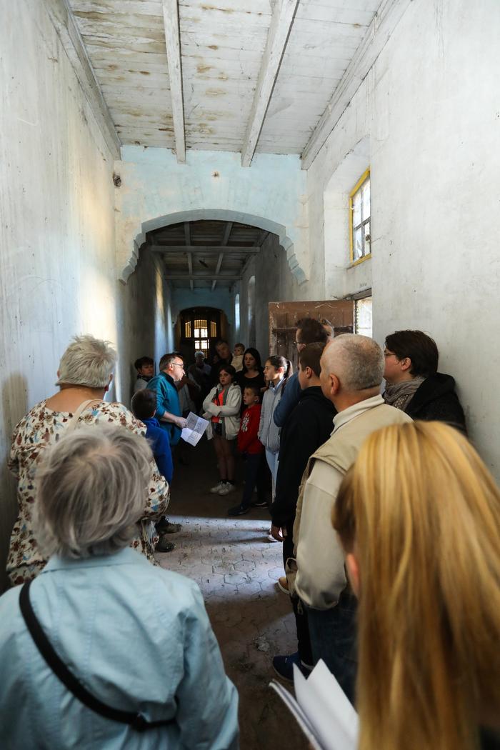 Journées du patrimoine 2020 - Visite de l'ancienne prison et chantier du Centre Nautique