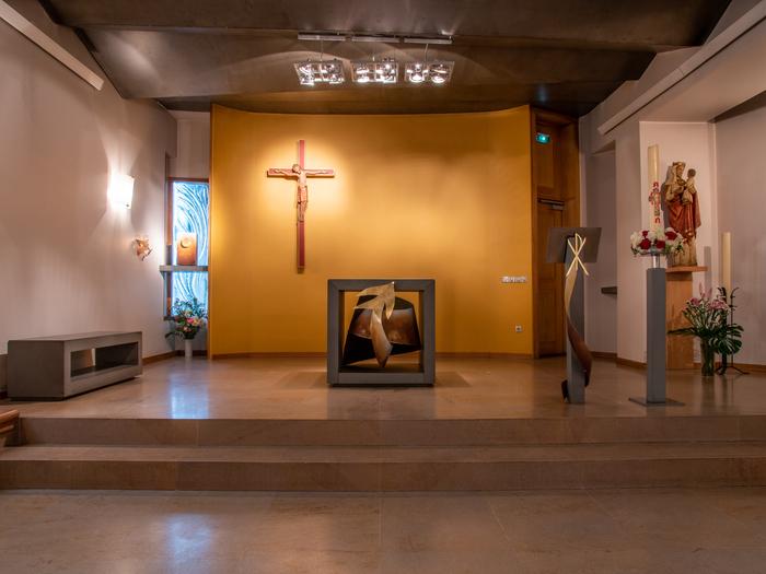 Journées du patrimoine 2019 - Visite de la Chapelle de l'Agneau de Dieu